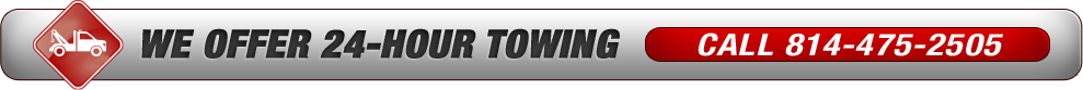 24-hour towing in Westmont, PA